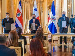 Presidentes de RD, Costa Rica y Panamá proponen acciones urgentes a favor de Haití