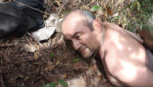 Cae Otoniel, jefe del Clan del Golfo y el narco más buscado de Colombia. FUENTE EXTERNA.