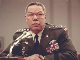 Colin Powell, exsecretario de estado de Estados Unidos, muere de covid-19. FUERTE EXTERNA