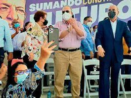 Danilo Medina dice que el PLD perdió porque la gente se cansó de bienestar. FUENTE EXTERNA